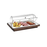 Wooden Base Cooling Trays