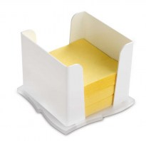 Trendy Bicolor Acrylic Napkin Holder For Napkin 24 X 24 Cm